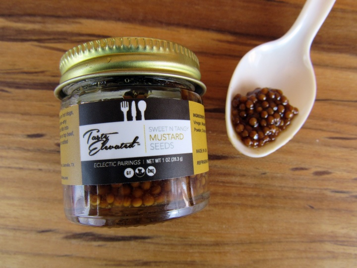 Taste Elevated Sweet & Tangy Mustard Seeds