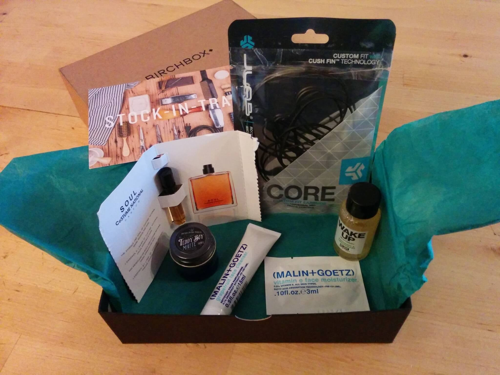 March 2016 Birchbox Man Subscription Box Review & Coupon