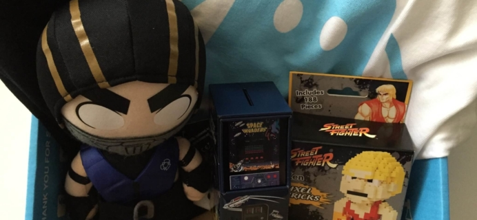 My Geek Box February 2016 Subscription Box Review