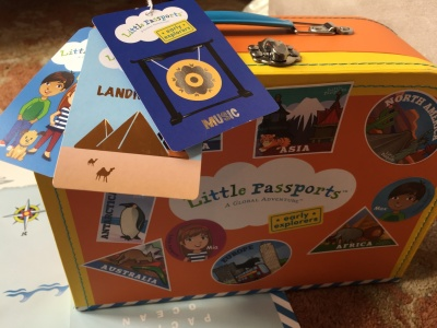 Little Passports Early Explorers Music Kit Review – Month 3