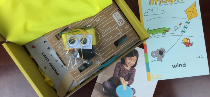 Koala Crate March 2016 Subscription Box Review & Coupon – Wind
