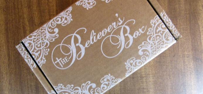 The Believer's Box May 2017 Spoiler + Mother's Day Coupon!