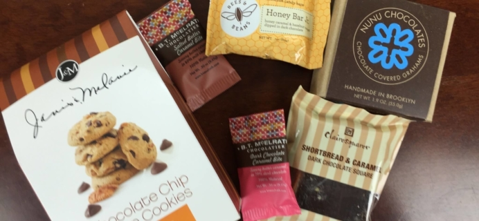 Treatsie March 2016 Subscription Box Review + Coupons