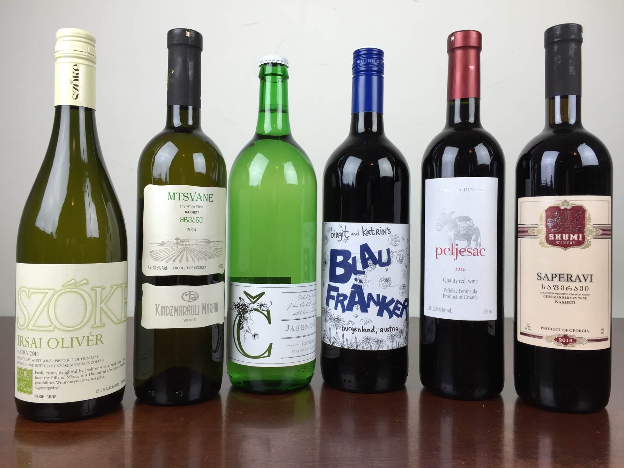 Wine Awesomeness April 2016 review