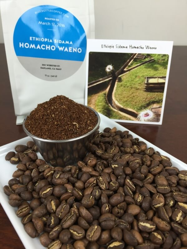 Blue Bottle Coffee Review + Free Coffee Coupon – March 2016