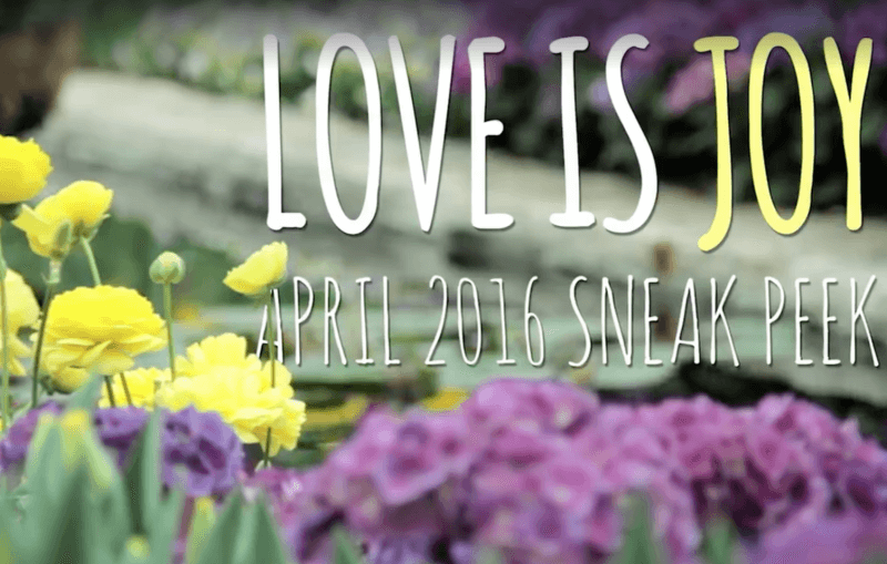 April 2016 Love with Food Spoilers + 40% Off First Box Coupon