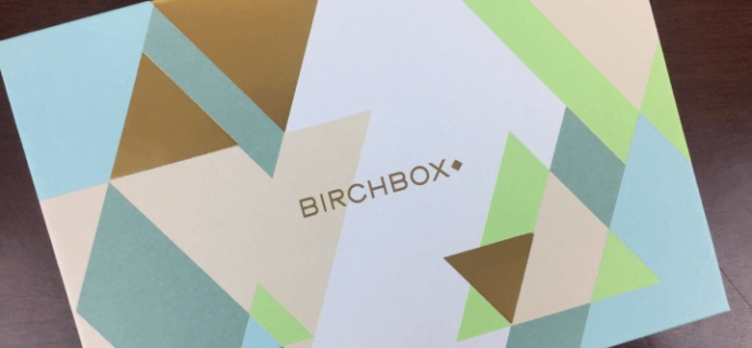 Are You Lucky? 12 Month Birchbox Giveaway!