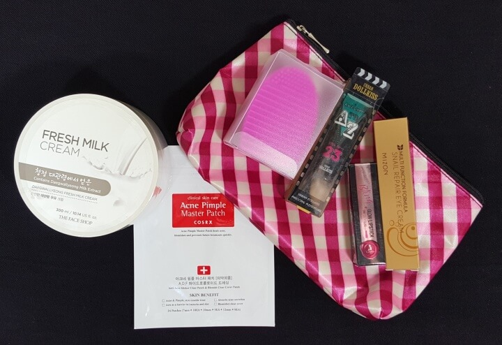 Beauteque BB Bag Subscription Box Review – March 2016