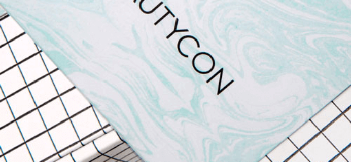 FULL Beautycon BFF Box Spring 2016 Spoilers + Coupon