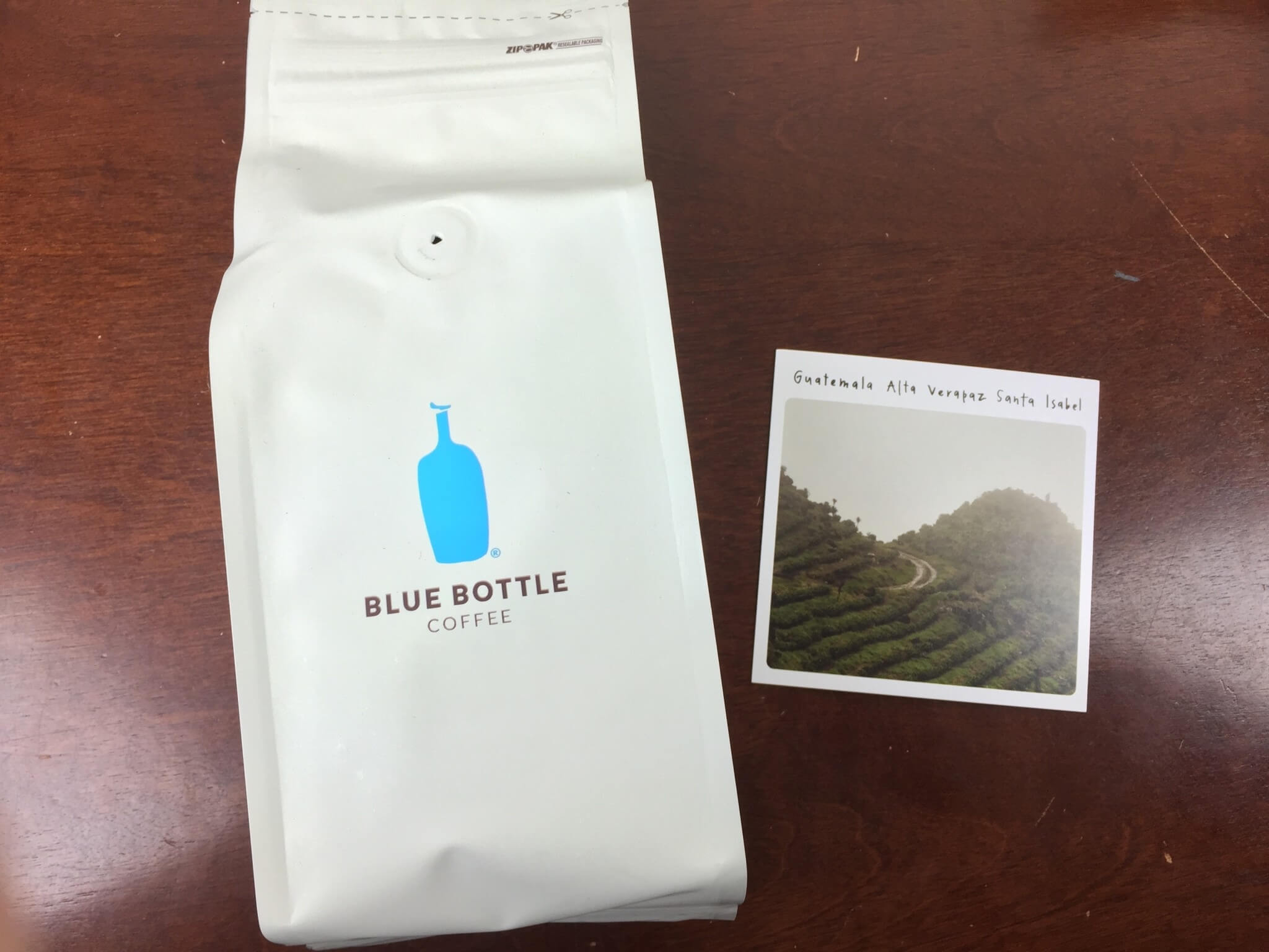 Blue bottle coffee coupon