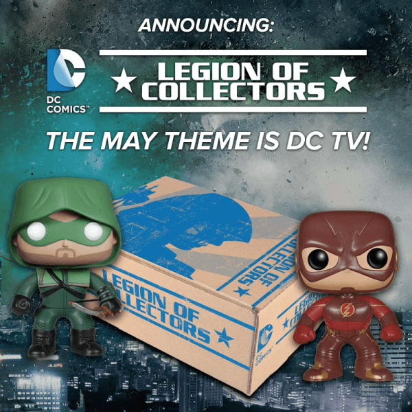 DC Legion of Collectors May 2016 Complete Spoilers!