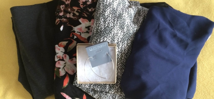 Dia & Co Plus Size Subscription Box Review – March 2016