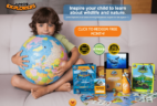 First Month Junior Explorers Free Coupon – $3.99 Shipped!