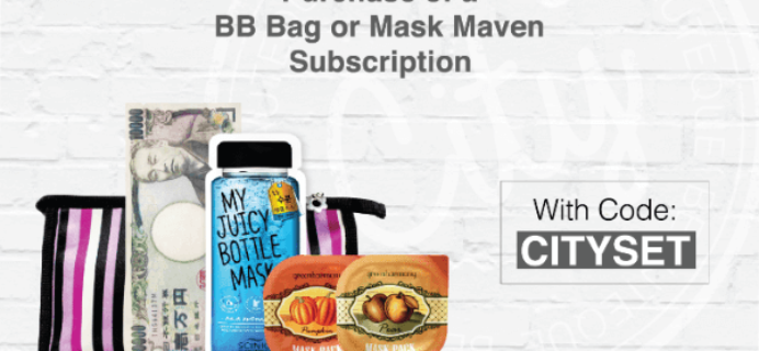 Free Gift Set with Beauteque Subscriptions + April BB Bag & Mask Maven Spoilers