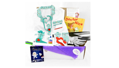 Doctor Added to My Pretend Place Dress-Up Subscription + 30% Off Coupon!