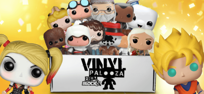 Nerd Block Vinylpalooza On Sale Now!