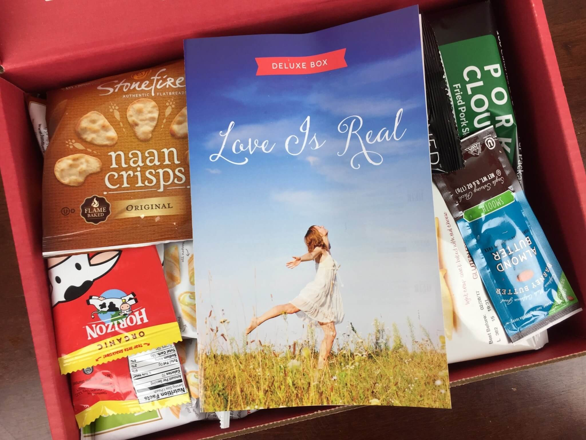 Love With Food March 2016 Deluxe Box Review + Coupon