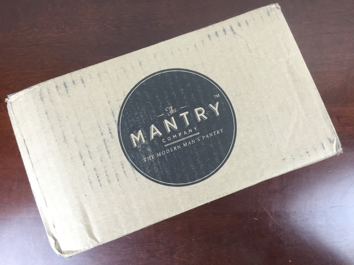 mantry march 2016 box