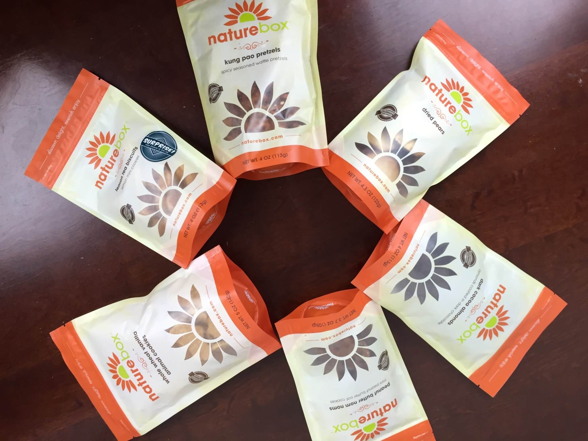 NatureBox April 2016 Subscription Box Review & 50% Off Coupon