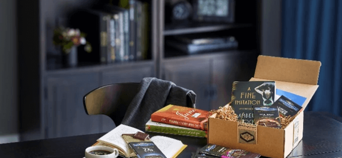 New Savor the Dark Book Club from Ghirardelli & Quarterly!