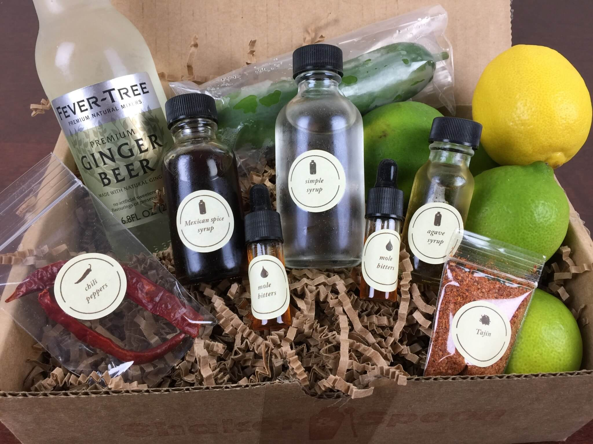 March 2016 Shaker & Spoon Subscription Box Review & Coupon