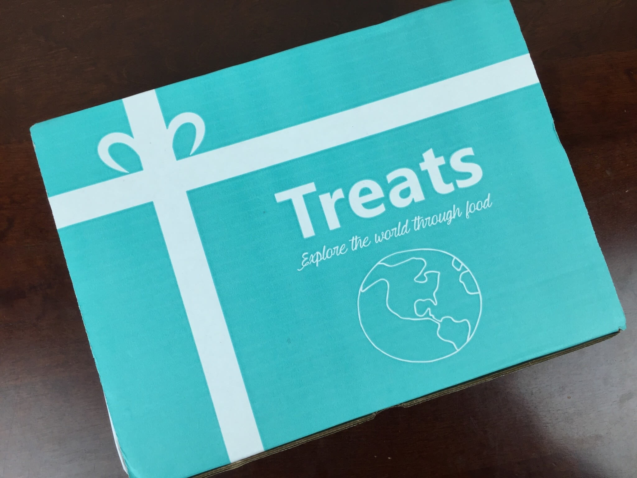 Treats Box March 2016 Review & Coupon Code