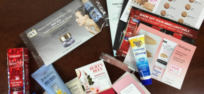 Walmart Beauty Box Spring 2016 Subscription Box Review
