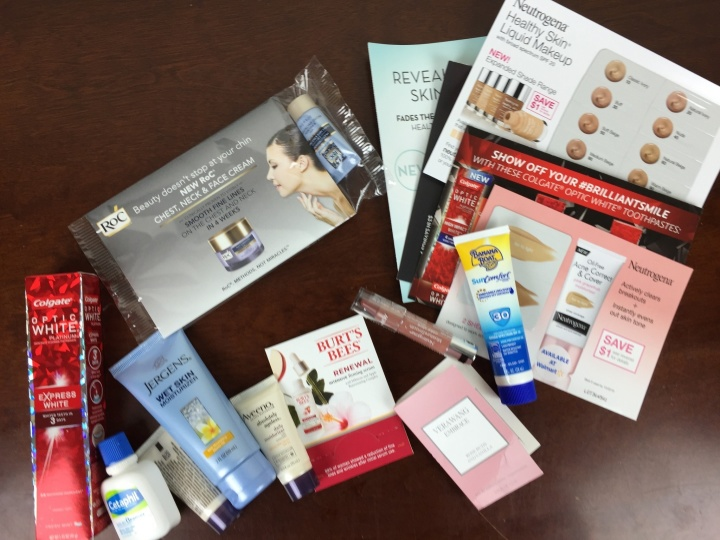 walmart beauty box 2016 review