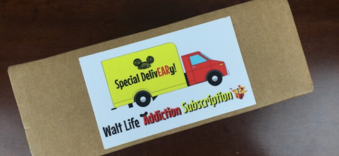 Walt Life Addiction Subscription March 2016 Subscription Box Review