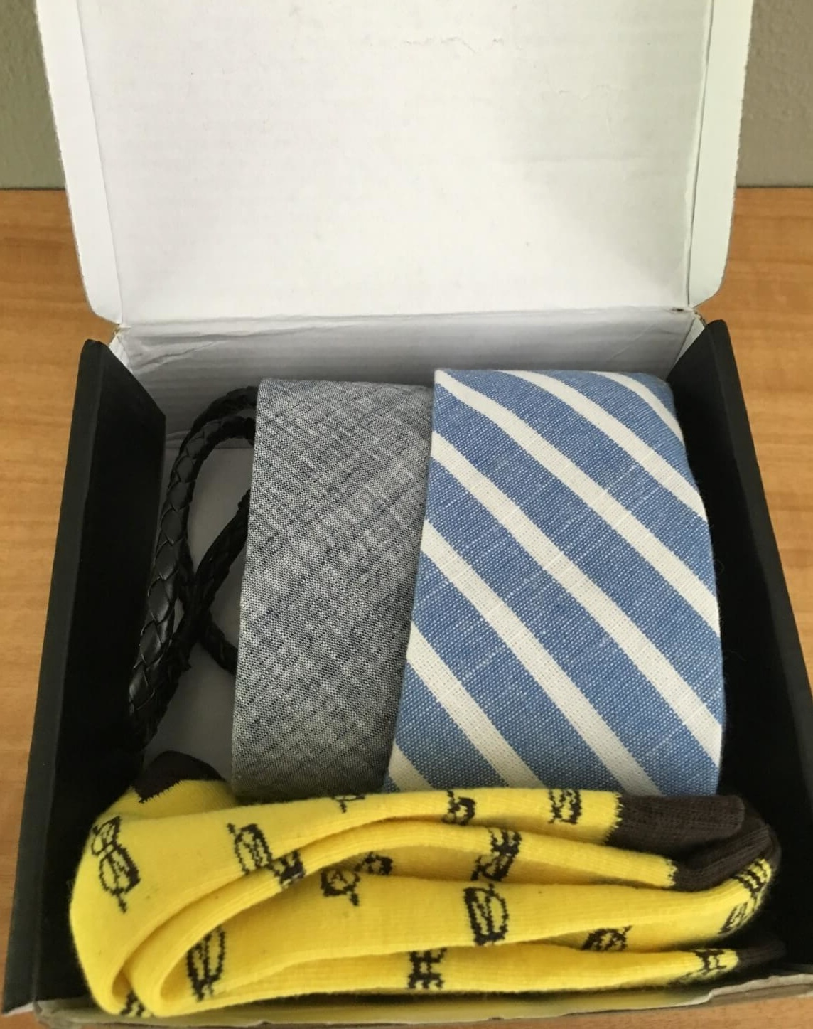 The Tie Fix Subscription Box Review & Coupon – April 2016