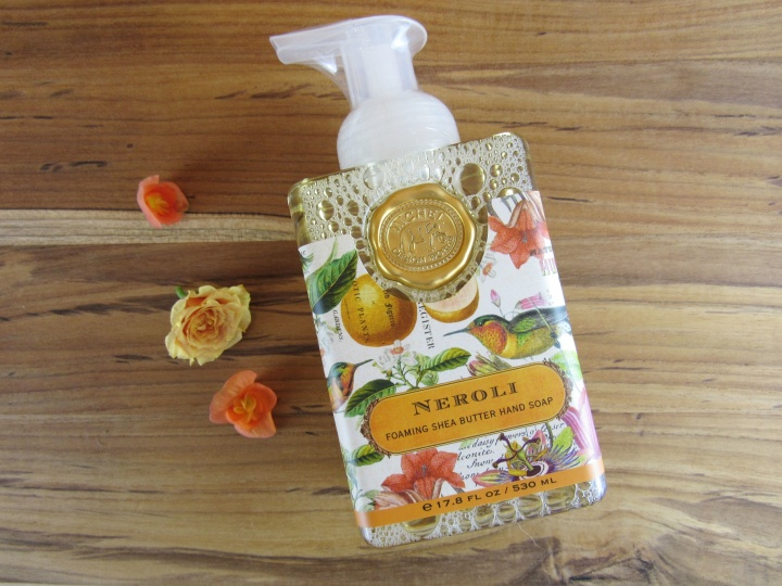Michel Designs Works Neroli Hand Soap