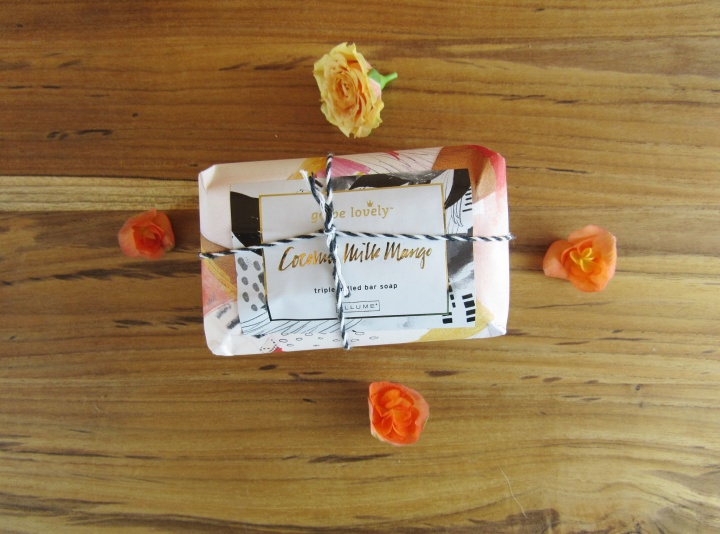 Illume Coconut Milk Mango Triple Milled Bar Soap