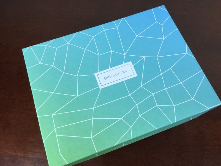 Birchbox New Naturals Box April 2016 (1)