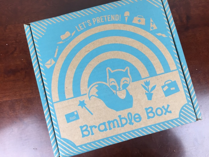 Bramble Box April 2016 box