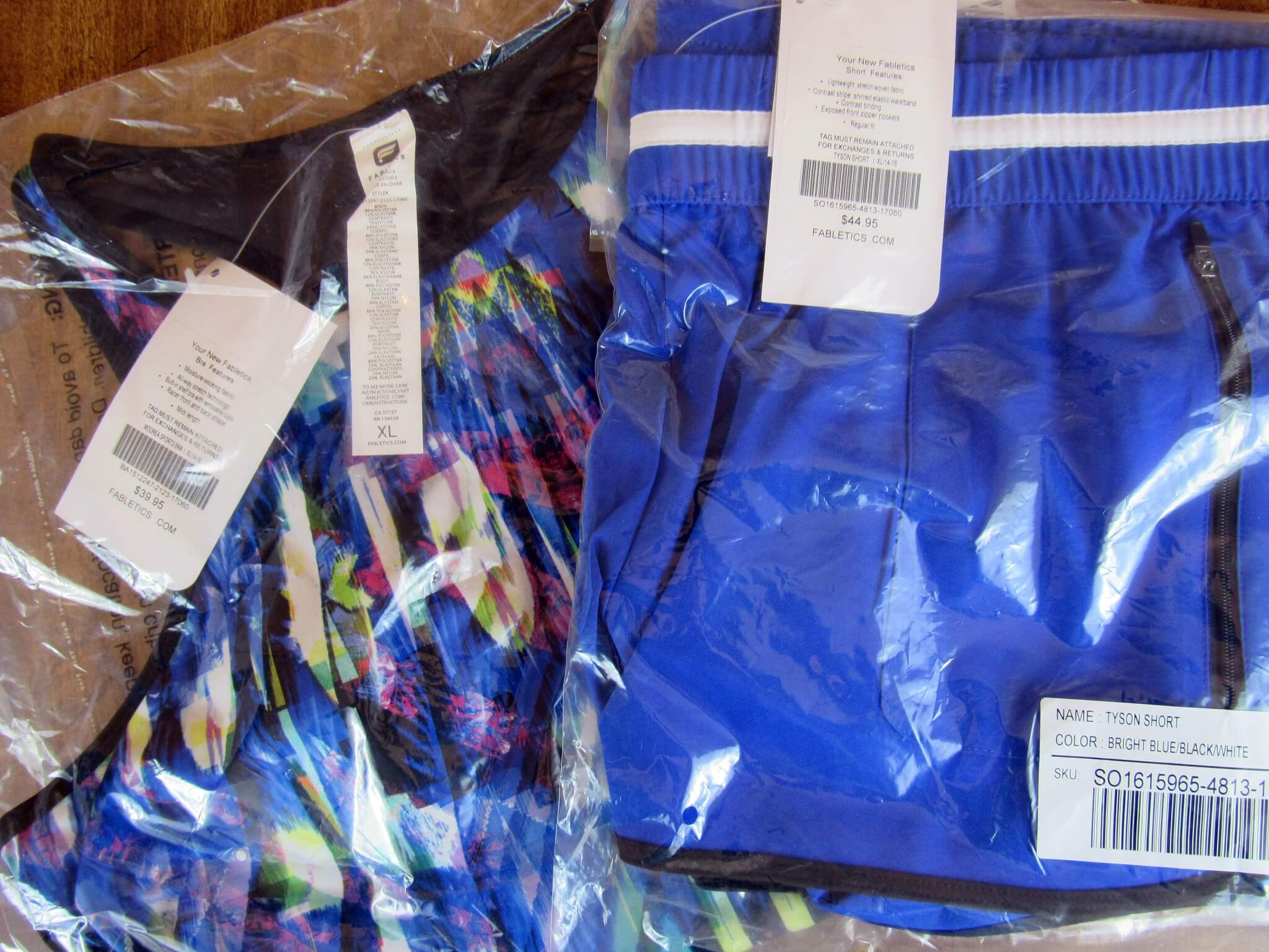April 2016 Fabletics Review + First Outfit Half Off Coupon