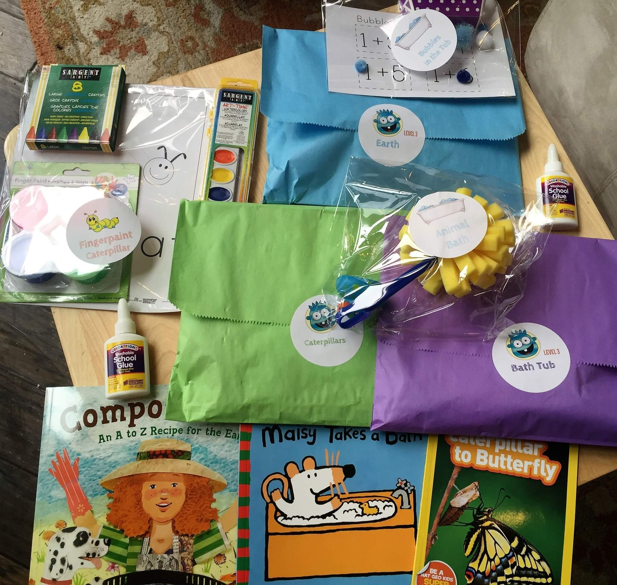 12 Amazing Craft & Activity Subscription Boxes for Preschoolers ...