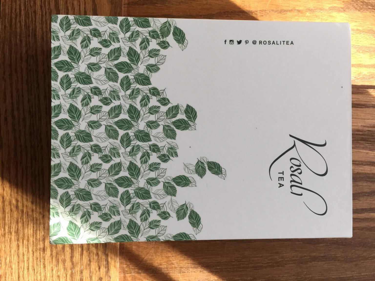 Rosali Tea April 2016 Subscription Box Review & Coupon