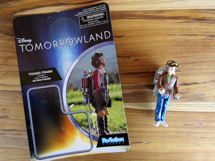 Tomorrowland Figure