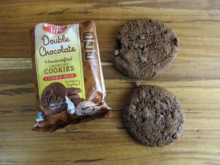 Double Chocolate Crunchy Cookies by Enjoy Life