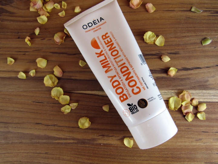 Odeia Body Milk Conditioner