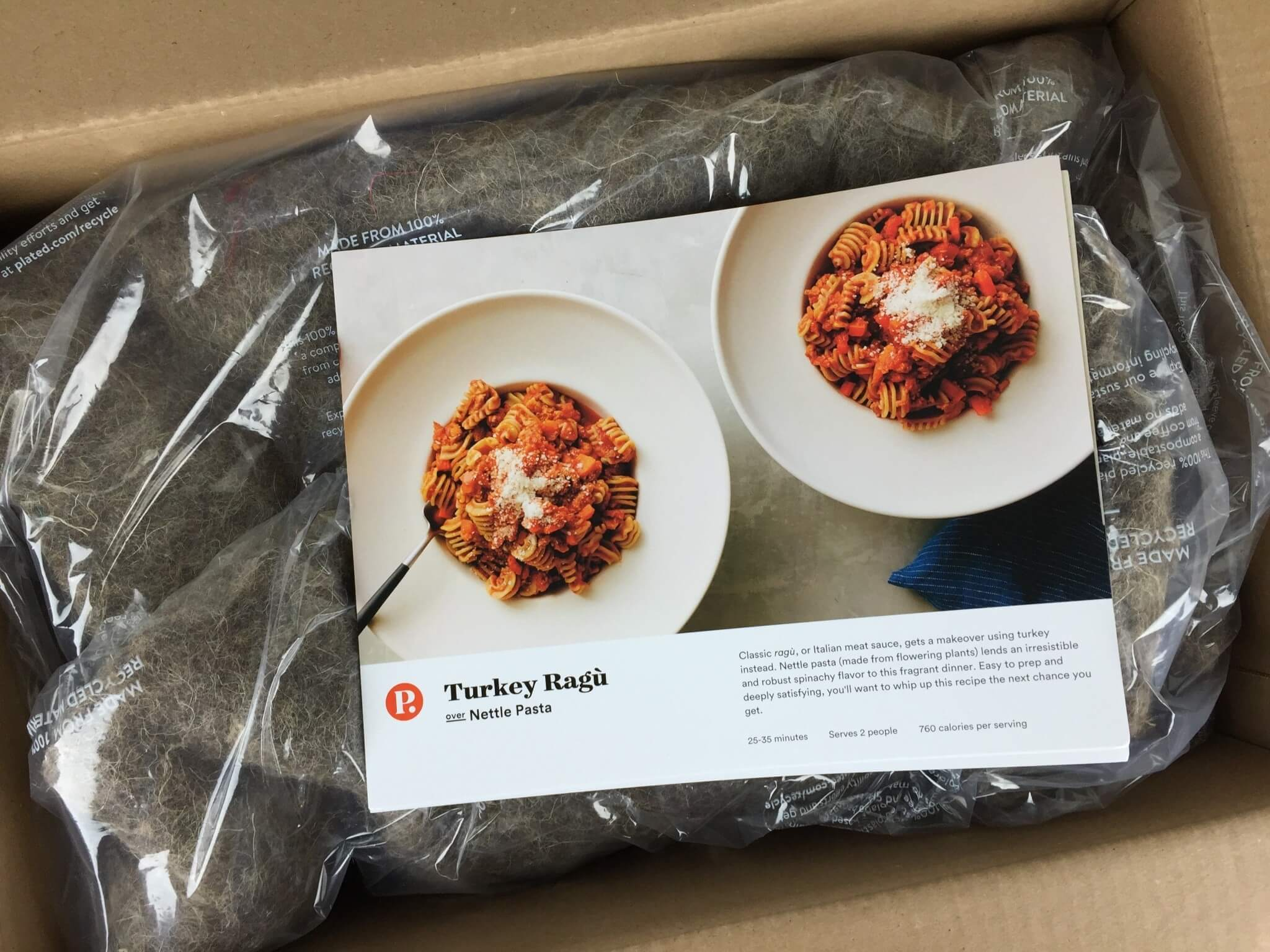 Plated Box April 2016 unboxing