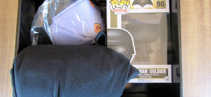 Powered Geek Box March 2016 Subscription Review + Coupon