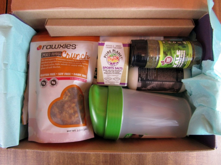 Raw Box January 2016