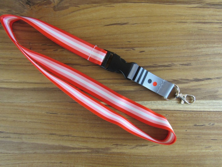 Liht Force Lanyard