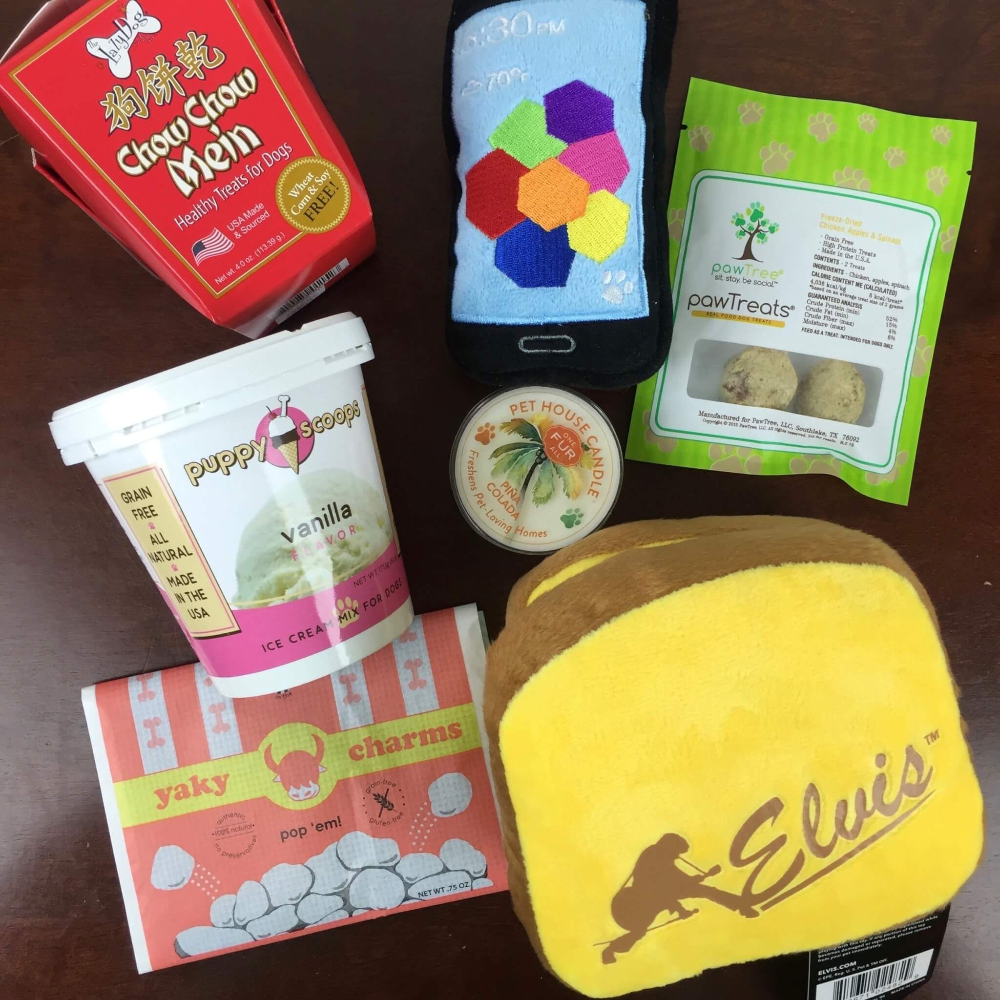 Surprise My Pet April 2016 Subscription Box Review & Coupons