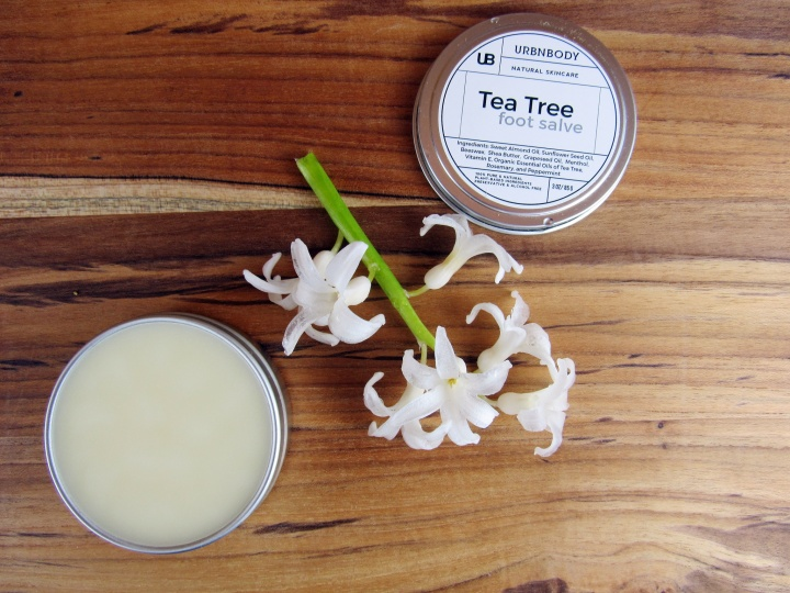 Urbnbody Tea Tree Foot Salve