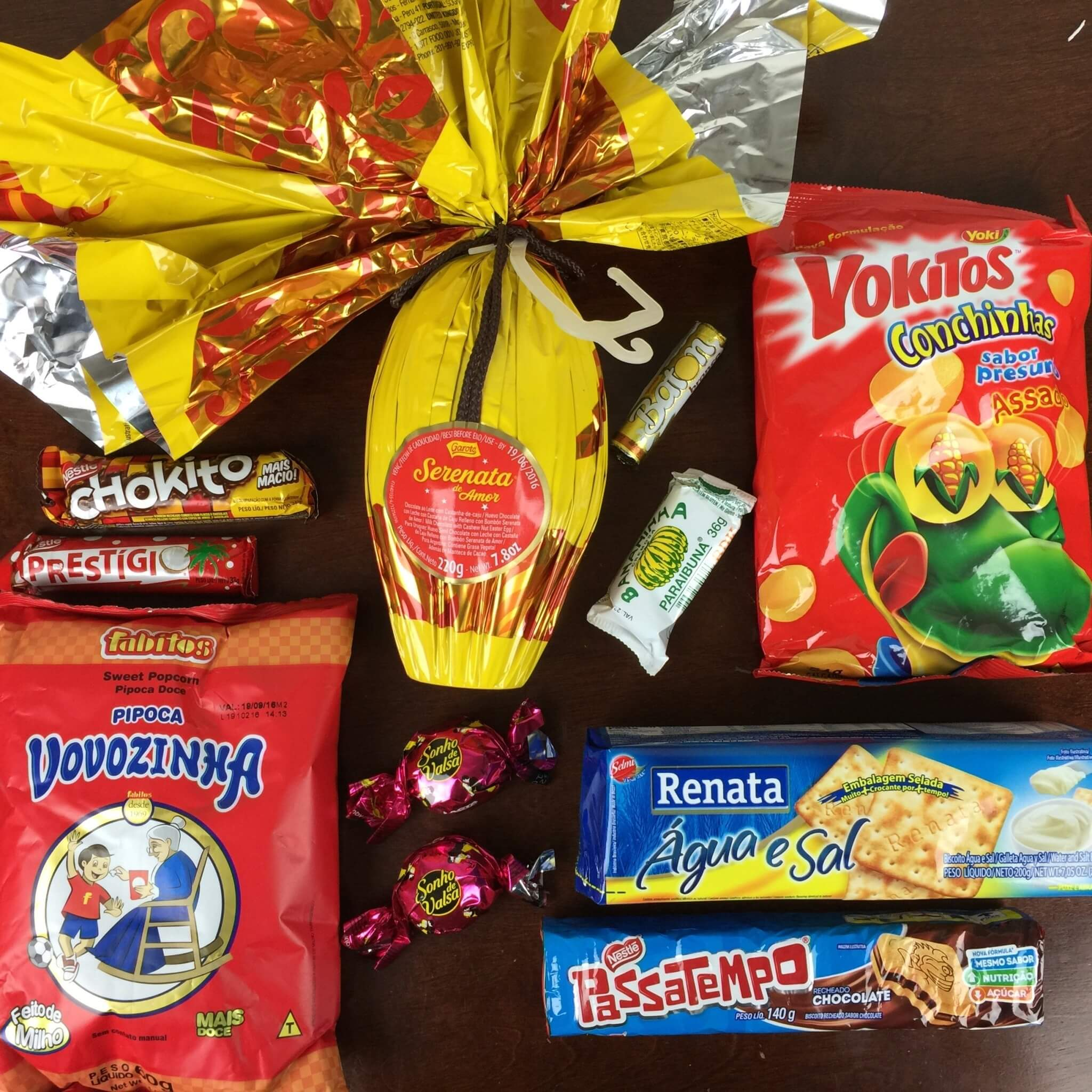Treats Box April 2016 Review & Coupon – Brazil!