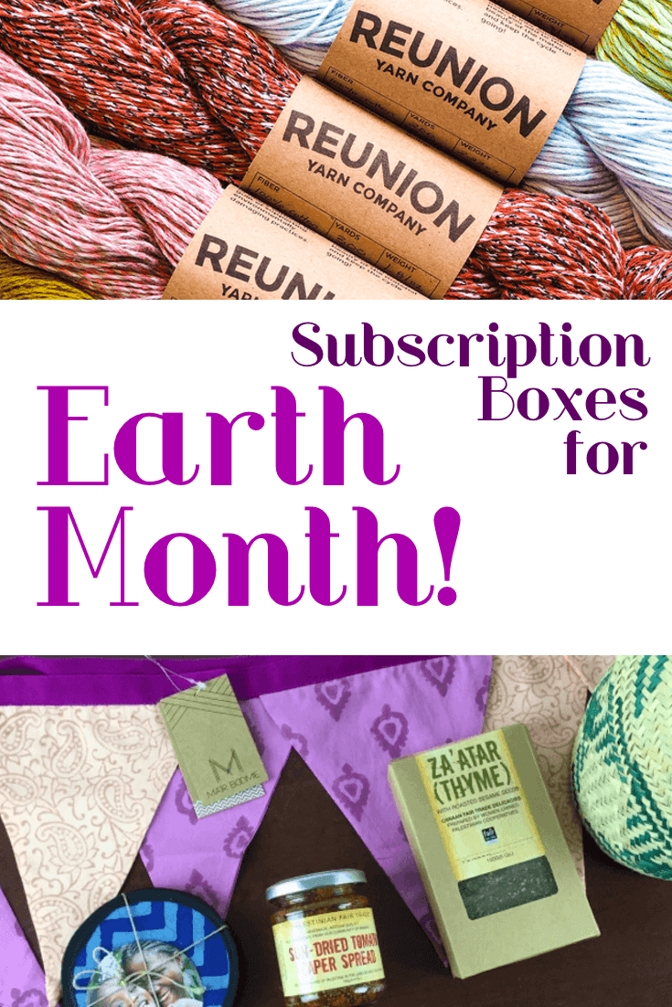 earth day subscription boxes