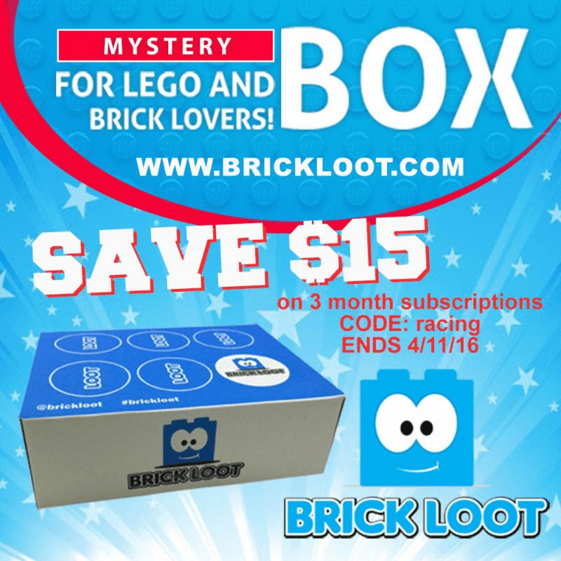 Brick Loot Coupon Code Save $15 – Two Days Only!