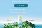 Honest Sunscreen Relaunches – SPF50+, 19% NN Zinc Oxide